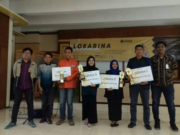 Mahasiswa PPNS Meraih Best Prototype ROV (Remotely Operated Vehicle)